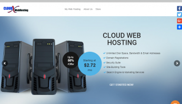 cloudxwebhosting