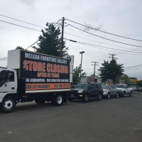 Mobile billboard advertising northern Virginia Tyson's Corner MD DC Falls Church