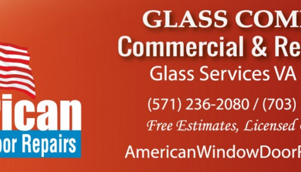 Local Glass Companies
